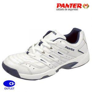 700 zapatilla blanca panter