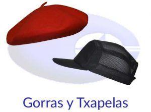 Gorras y Txapelas